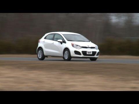 2012 Kia Rio review from Consumer Reports