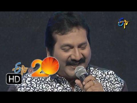 Mano-Sunitha-Performance-Mava-Mava-Song-in-Tirupathi-ETV-20-Celebrations