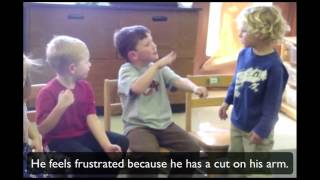 <h5>Pragmatic Language Using ASL in Early Childhood Education - CSD</h5>