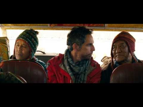The Secret Life of Walter Mitty Extended Trailer
