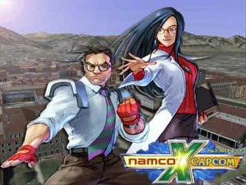Namco x Capcom Playstation 2