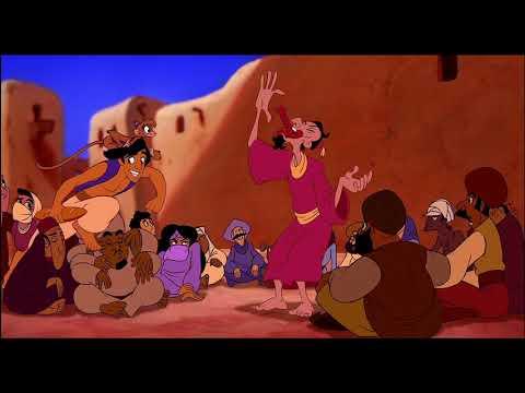 Full Movie Script Reading - Aladdin (1992)