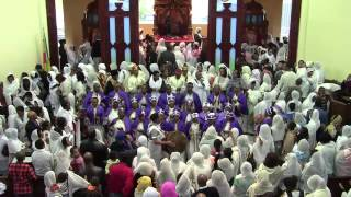 L/M Yilma Hailu @ The New Toronto St. Mary Ethiopian Orthodox Tewahedo Cathedral (Sept. 23, 2012)