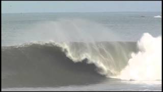 Greg Long at Puerto Escondido - Ride of the Year Entry - Billabong XXL Big Wave Awards 2013