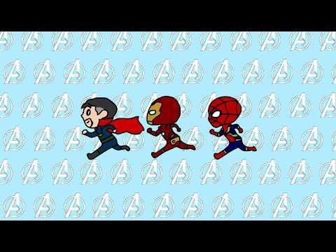 Avengers Infinity War [ beatmania IIDX - smooooch・∀・]