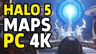 Halo 5: Forge - 4K PC Maps by GameSpot