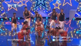 Got to Dance 4: Gaana Rajas Audition