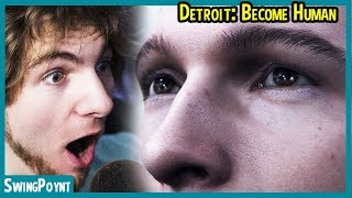 Detroit: Become Human - THIS IS THE NEXT BIG CHOICES GAME - (Detroit Become Human Gameplay)