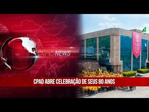 Boletim Semanal de Notícias CPAD News 149
