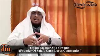 Video HEBOH !!! Tabligh Akbar Ustadz Maaher At-Thuwailibi di Medan Diintimidasi ??!! MP3, 3GP, MP4, WEBM, AVI, FLV Mei 2019