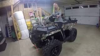 9. 2018 Polaris Sportsman 570 SP Hunter Review