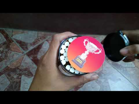 Review Unboxing Gudang Garam Internatioal Filter Kaleng