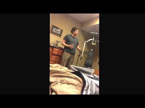 Dad goes through the bliss of telling his kids a joke that busts.