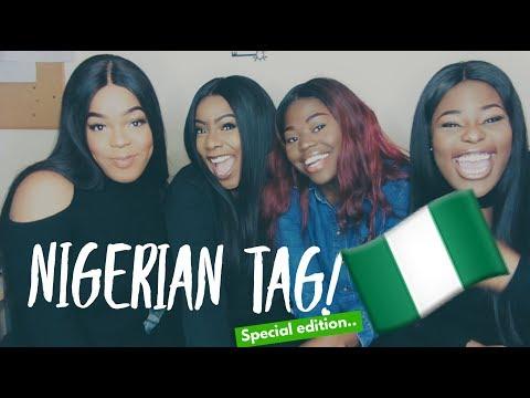 NIGERIAN TAG!!! | NOLLYWOOD, NIGERIAN HOUSEHOLDS & YINKA AYEFELE || PreciousRuth