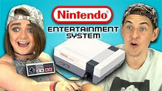 TEENS REACT TO NINTENDO (NES) - YouTube