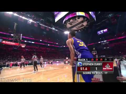 Stephen Curry Vs Klay Thompson In 2015 3 Point Contest