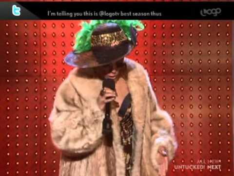 RuPaul's Drag Race - Shangela Laquifa S03E07
