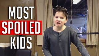 Video Most Spoiled Kids Compilation #1 MP3, 3GP, MP4, WEBM, AVI, FLV Maret 2018
