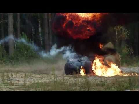 ☆ BMW Security Vehicles. Training Car Commercial 2011 - Carjam Radio