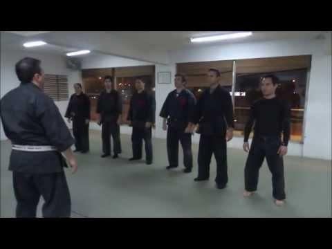 Shihan Arturo Sandoval Molina – Bujinkan Budo Taijutsu / Ninjutsu