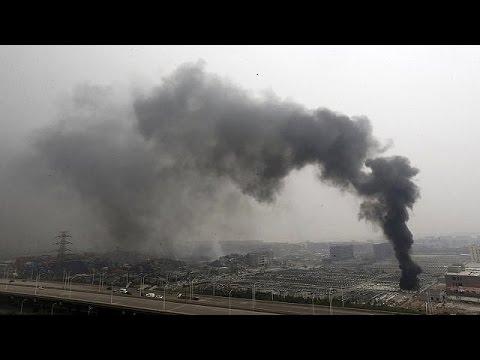 Κίνα: μετά τις φονικές εκρήξεις, το φονικό νέφος…