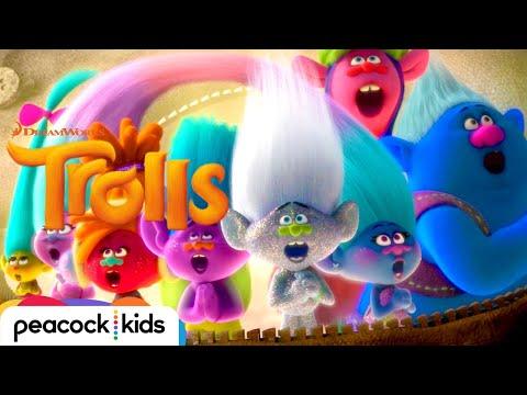 Trolls (Trailer 'Hair Up')