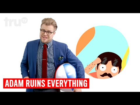Adam Ruins Everything What Pool Chlorine Smells Really