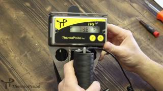 ThermoProbe TP9 Battery Replacement