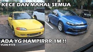 Video BERAPA HARGA MOBIL ANAK UPH ? SCIROCCO, ESTILO, BMW :D | CARVLOG #173 MP3, 3GP, MP4, WEBM, AVI, FLV Juni 2019
