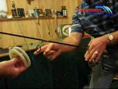 How to Spool Line onto your Reel – How to Prevent Fishing Line Twist While Spooling Spinning Reels