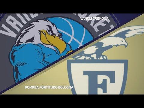 Fortitudo, gli highlights del match contro Cremona