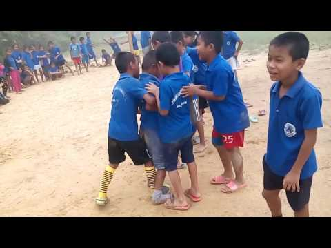 Pes (funny) Primary Annual Sport 2016 Kawnpui
