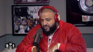 Excerpt from DJ Khaled's interview on Hot 97.