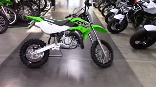 10. 2019 Kawasaki KX 65 - New Dirt Bike For Sale - Niles, Ohio