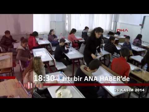 TEOG Sınavında ilk oturum