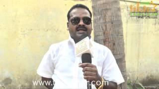 Producer GK Arivu Cholai at Anandha Mazhai Movie Audio Launch