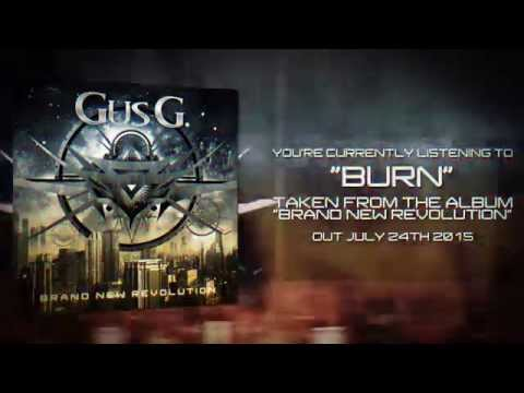 GUS G. - Burn (Lyric Video)