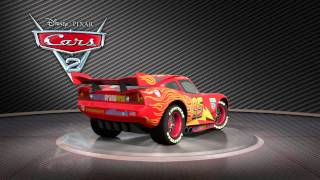 Cars2: McQueen & friends YouTube video