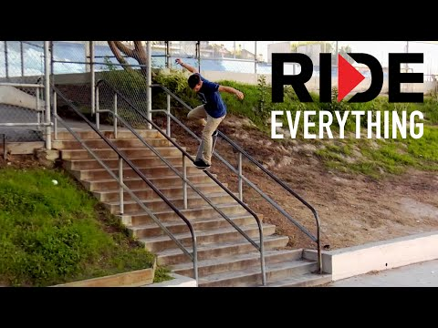 Channel - RIDE showcases the best skateboarding from parts and contests to stories and hijinks—every day. Subscribe for way more. Music by: NJ Whitey