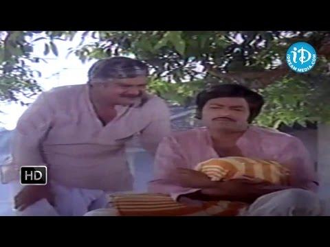 Bhale Ramudu Movie - Mohan Babu, Kaikala Satyanarayana Comedy Scene