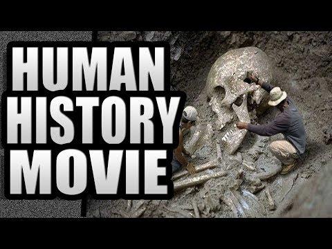 Human Evolution Timeline The Human History Movie World History