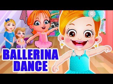 Video of Baby Hazel Ballerina Dance