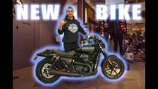 6. My Custom Harley Davidson Street 500 (xg500)