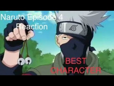 Let's Watch Naruto Episode 4: Pass or Fail, Survival Test