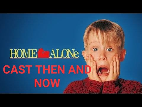 HOME ALONE 1990 CAST## CAST THEN AND NOW| REAL NAME AND AGE 2020