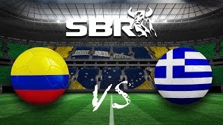 Colombia Vs Greece 14.06.14 | Group C World Cup 2014 Preview