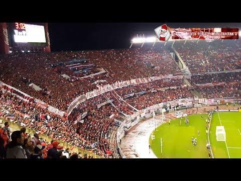 GOL DE SCOCCO (4°) + YO TE QUIERO RIVER PLATE / River Plate vs Wilstermann - Libertadores 2017 - Los Borrachos del Tablón - River Plate - Argentina - América del Sur