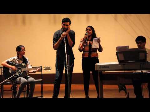 Video Udbhav | Musical Night | 1000 years - Kammani Mashup Cover download in MP3, 3GP, MP4, WEBM, AVI, FLV January 2017