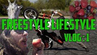 Freestyle Lifestyle Vlog : 1