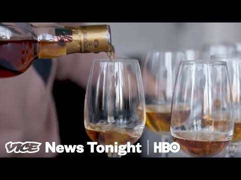 Endless Whiskey & Italy vs. Europe: VICE News Tonight Full Episode (HBO)